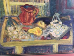 Mystery Early to Mid 20th Century Still Life