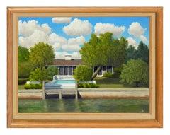 New Hampshire Lakeside Home
