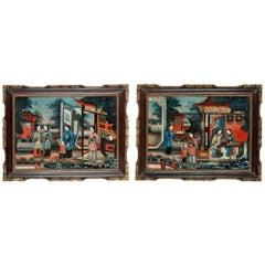 Qing Paintings