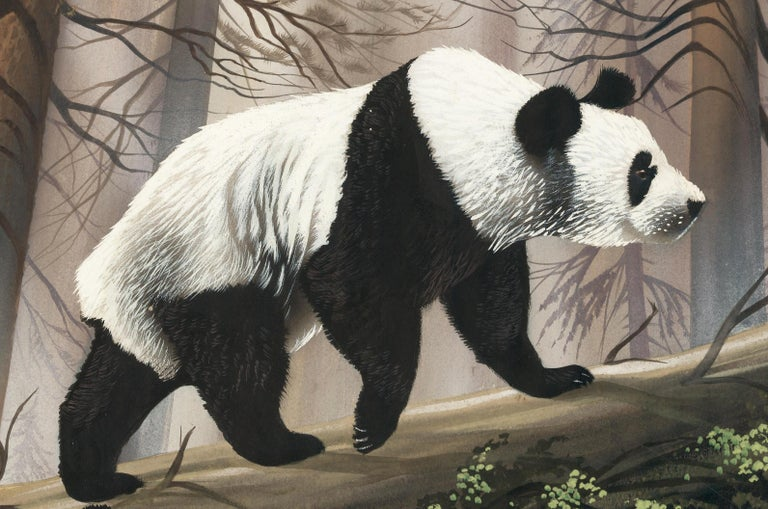 Panda Painting For Sale 1