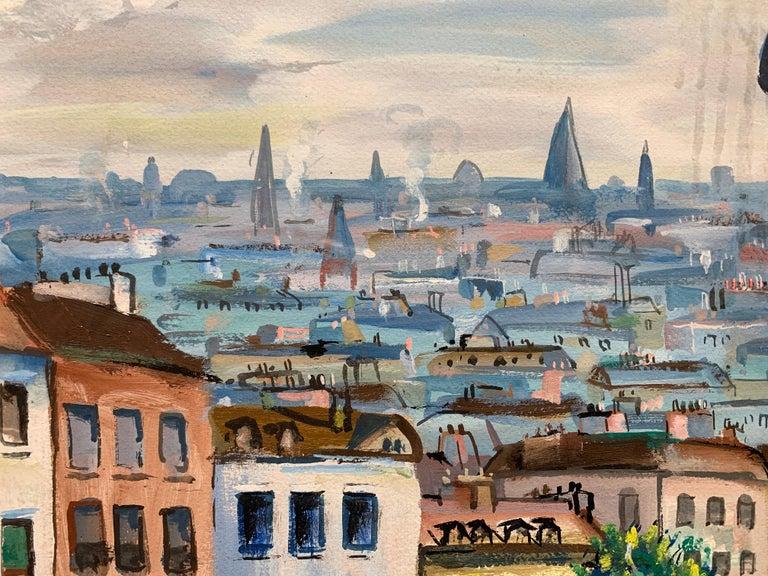 Paris (Montmartre Street Scene)  For Sale 1