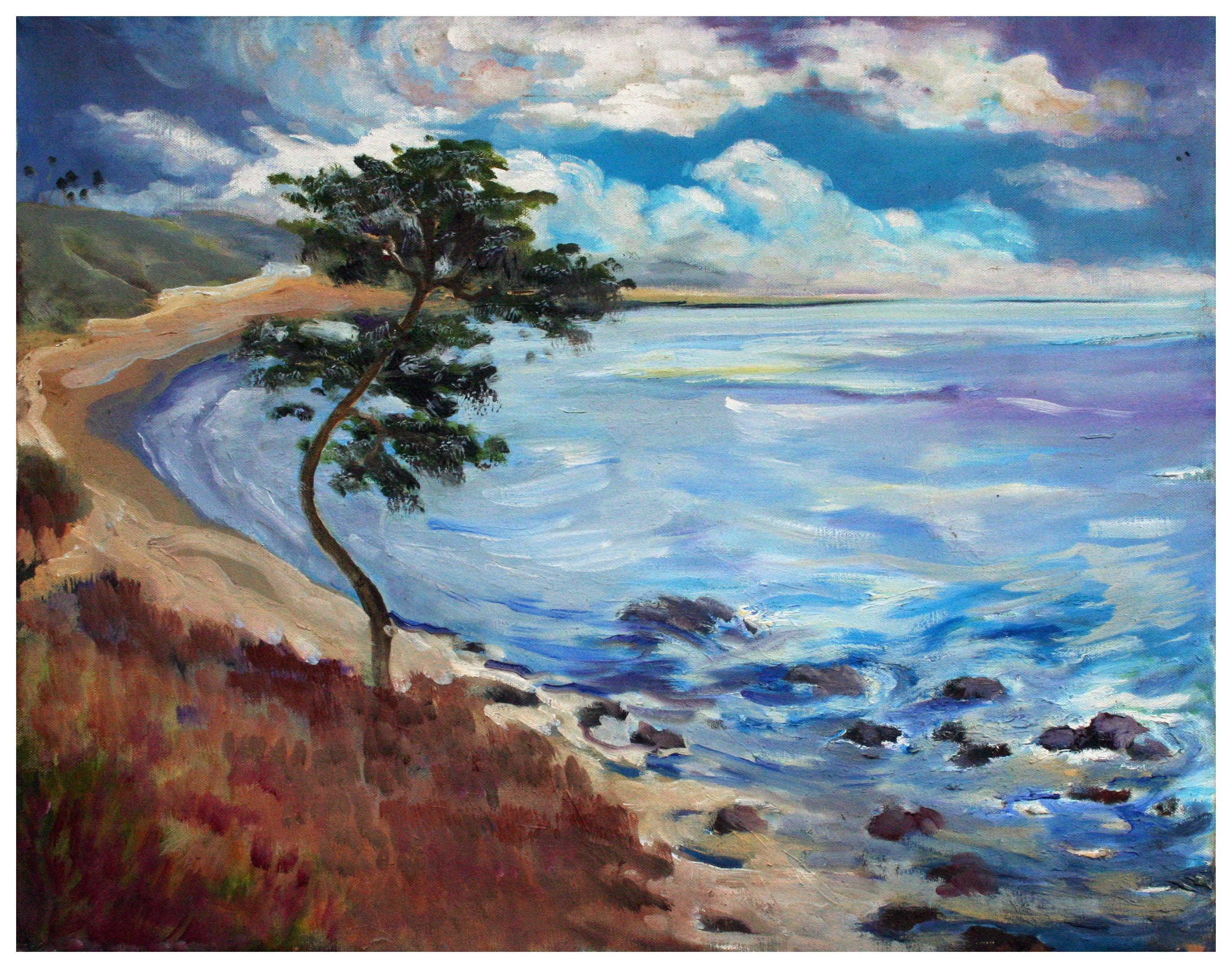 Point Lobos Seascape