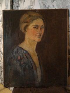 """Portrait d""""une Bourgeoise Parisienne"""