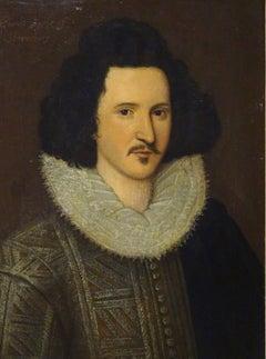 Portrait Edward Talbot (1561-1617), 8th Earl of Shrewsbury