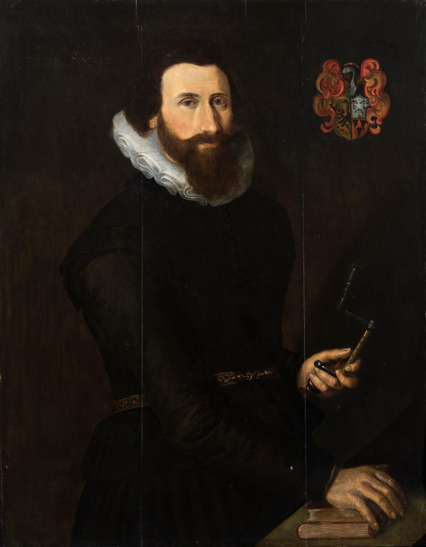 Portrait of a Crossbowman