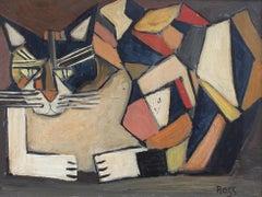 'Portrait of a Feline' by Ross