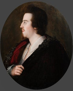 Portrait of a Melancholic Gentleman - Early 17th Century Portrait