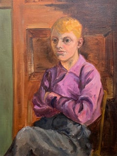 Portrait of a Young Man (Thomas Daley)