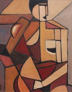 'Portrait of Abstract Man', Berlin School