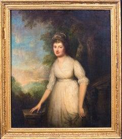 Portrait Of Mrs Siddons, 18th Century