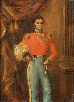 Portrait Of Prince Albert (1819 -1861)