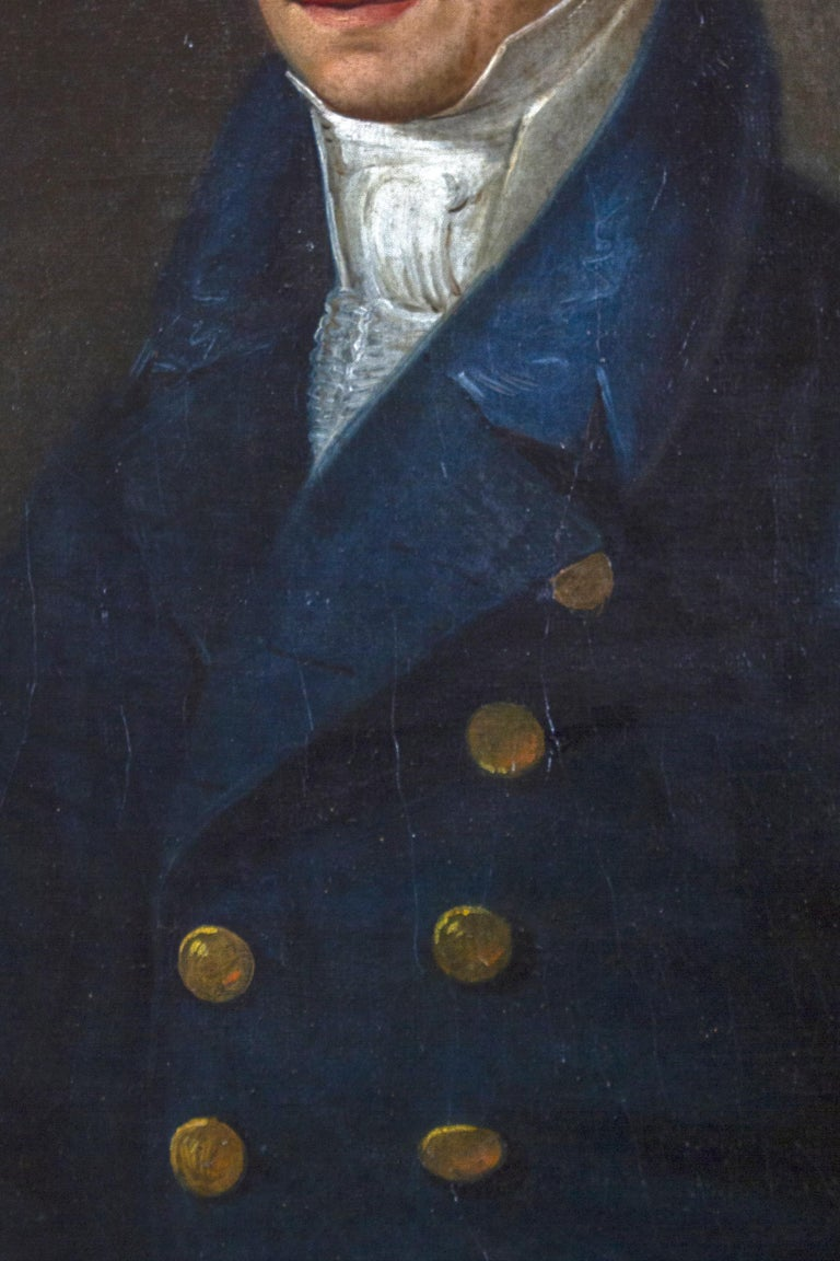 Portrait of Young Nobleman 1796 Oil on Canvas  2