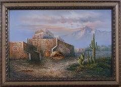 Pueblo Scene