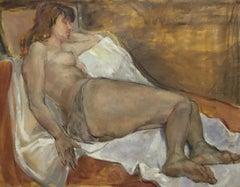 Reclining Nude (Ukraine)