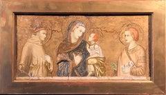 Renaissance Masterpiece Madonna & Child