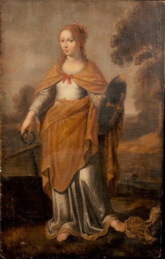 Saint Philomena, 17th Century