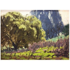 American Impressionistic Landscape by Sam Hyde Harris
