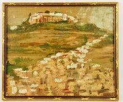 San Martino Naples Italy Landscape 1940's