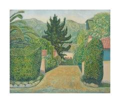 Santa Barbara Estate Landscape
