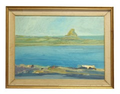 Seascape  - Oil on Canvas - Mid 20th Century