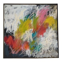 Signed Bold Abstract Modern Contemporary