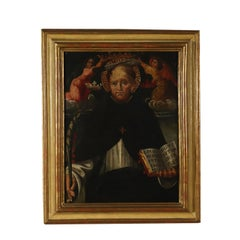 St. Peter the Martyr Oil Painting 16th Century