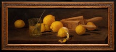 """Still Life with Lemons"""