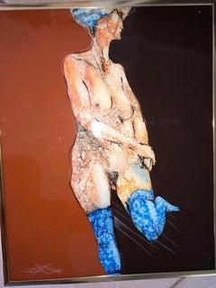 Style of Egon Schiele