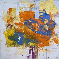 """""""Symphony"""" oil on canvas by Steven"""
