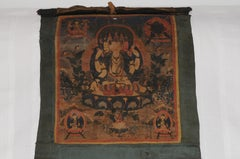 Thangka around 1790