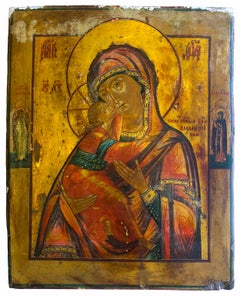 The Mother of God Vladimirskaya