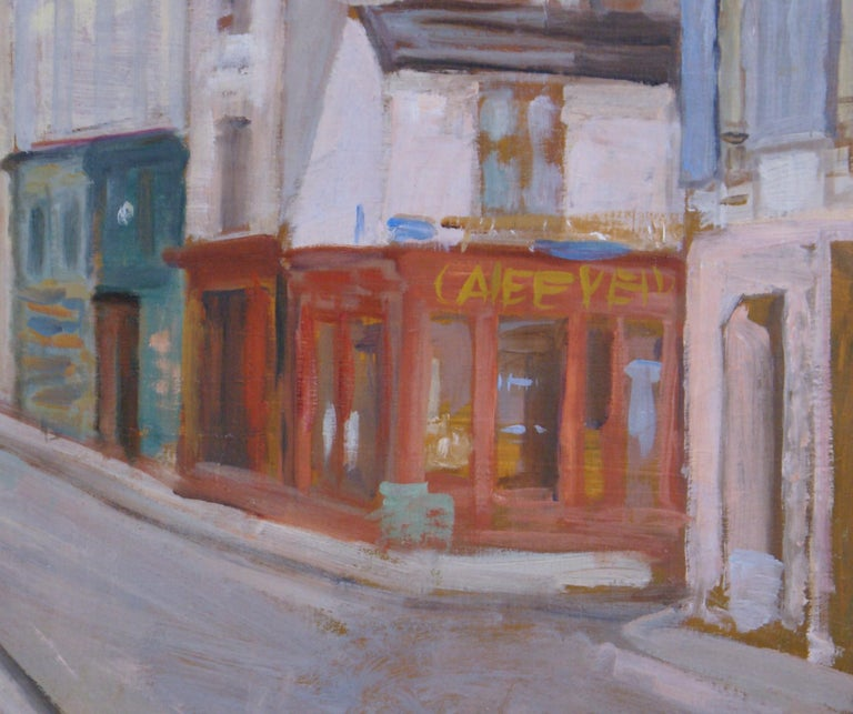 The Red Cafe For Sale 1