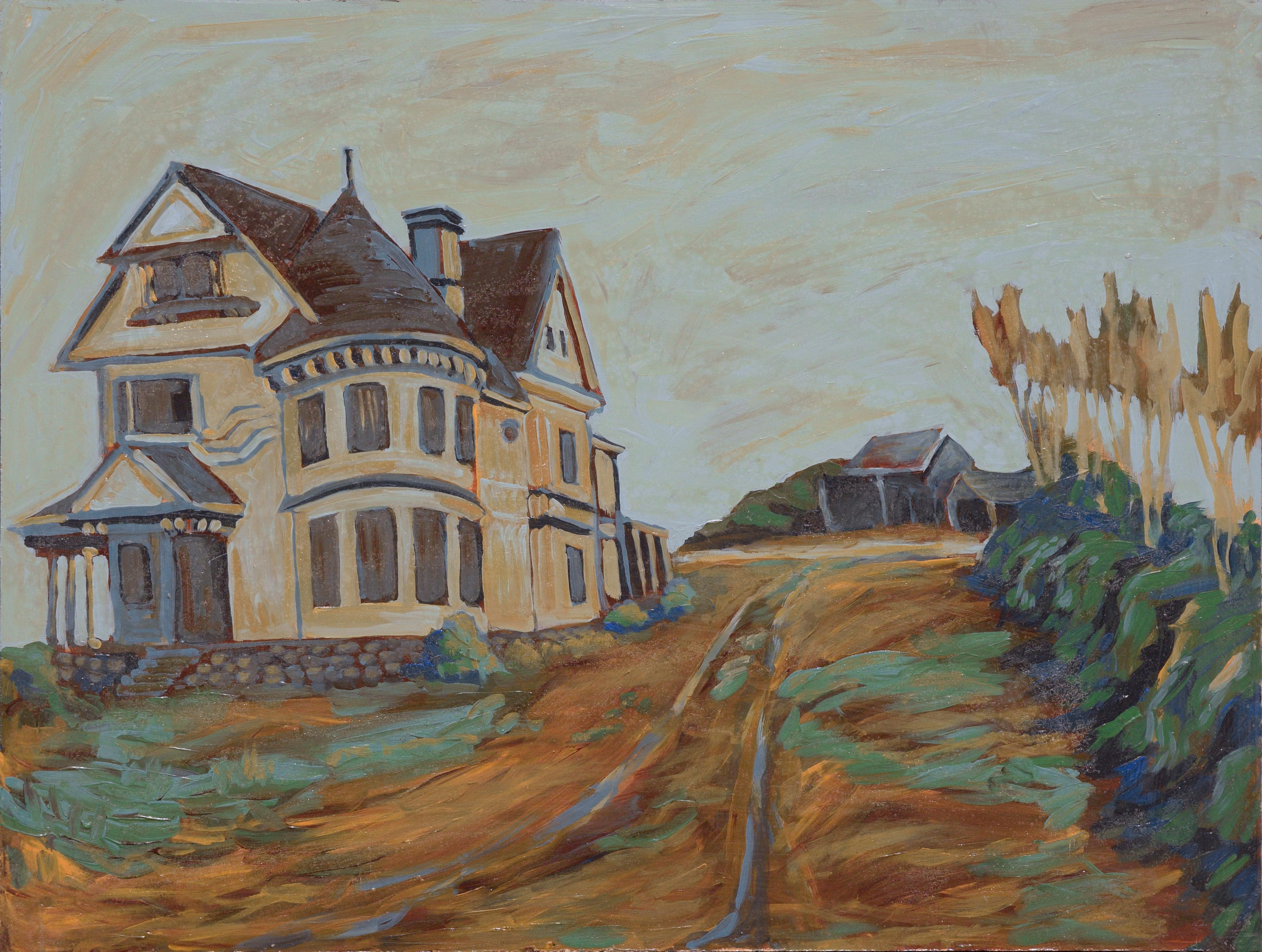 """The Redman House, Watsonville"""