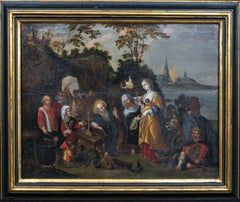 The Temptation Of St Anthony, 17th Century