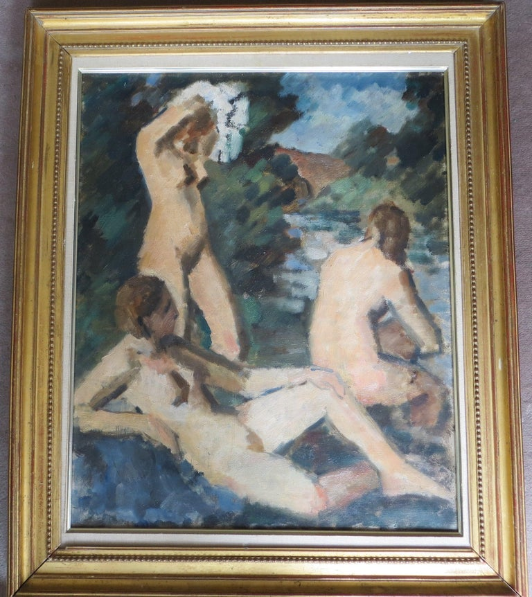 The Three Graces  - Painting by Unknown