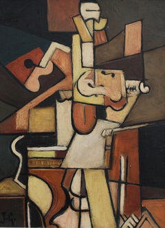 'The Violinist' by J.G.