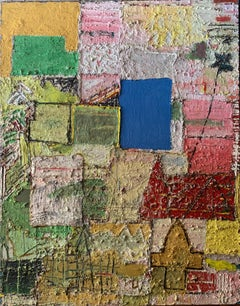 Untitled (abstract Expressionist painting)