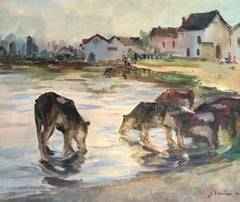 Modern Animal Paintings