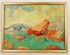 Venus Impressionist Nude Painting