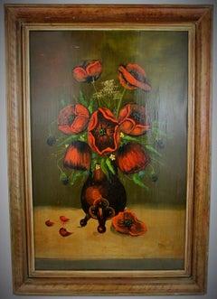 Vintage Flower Boque 1920