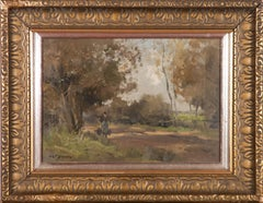 Willem G. F. Jansen (1871-1949) - Early 20th Century Oil, Early Morning, Kilkeel