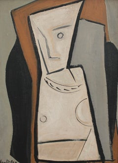 'Woman with Necklace', Berlin School
