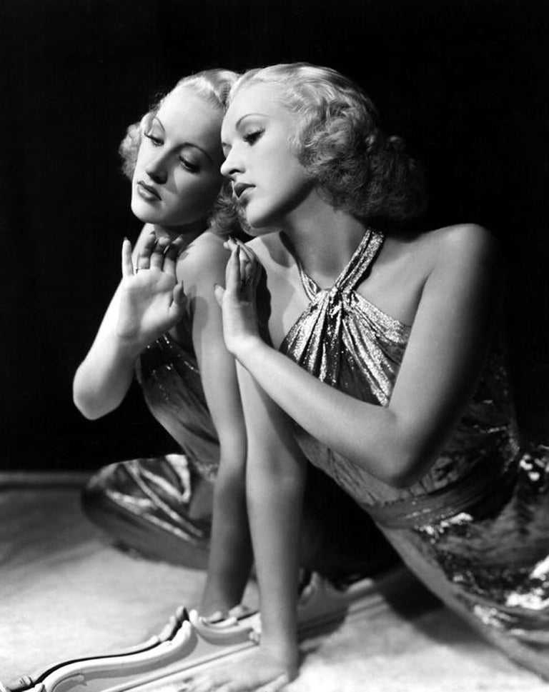 Unknown Black and White Photograph - ' Betty Grable '  c. 1930