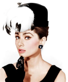 ' Breakfast At Tiffany's '  Oversize C Print