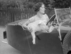 1st Class Travel (1934) Silver Gelatin Fibre Print