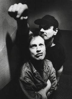 AC/DC Vintage Original Photograph