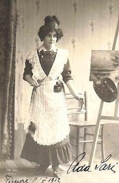 Ada Sari Autographed Photograph - 1912