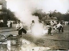 Aerial Bombing on Tokyo (Japan) - 1938