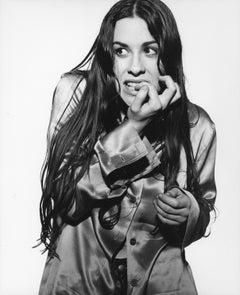 Alanis Morissette Quirky Portrait Vintage Original Photograph