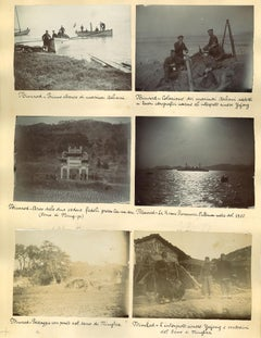 Ancient Chinese Historical and Ethnic Photographs - Albumen Prints - 1890s